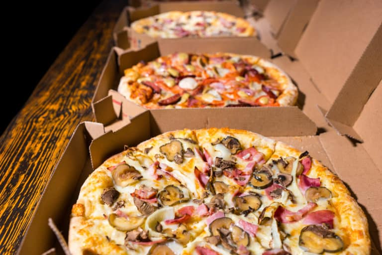 Pizza Chain Delivery Deals